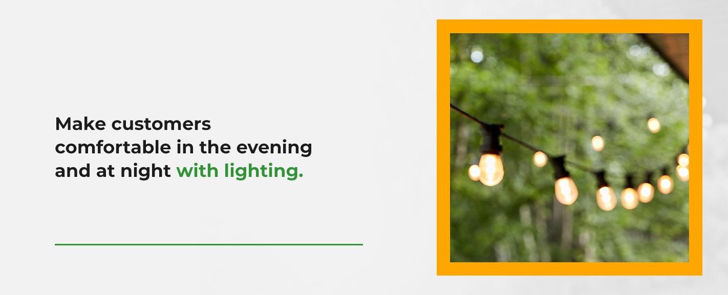 Outdoor lighting applications