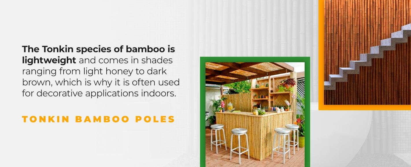 Tonkin Bamboo Poles